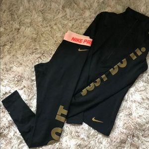 Women's Nike HyperWarm Outfit